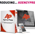 AgencyPress Plugin & OTO by Mike Mckay – Best WP Plugin Generates and Turns DFY Leads into Free Unlimited Traffic & Mails Them 24-7 With DFY High Ticket Services for $1000 email sales in minutes