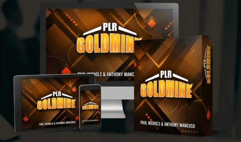 PLR Goldmine Bundle & OTO by Paul Nichole