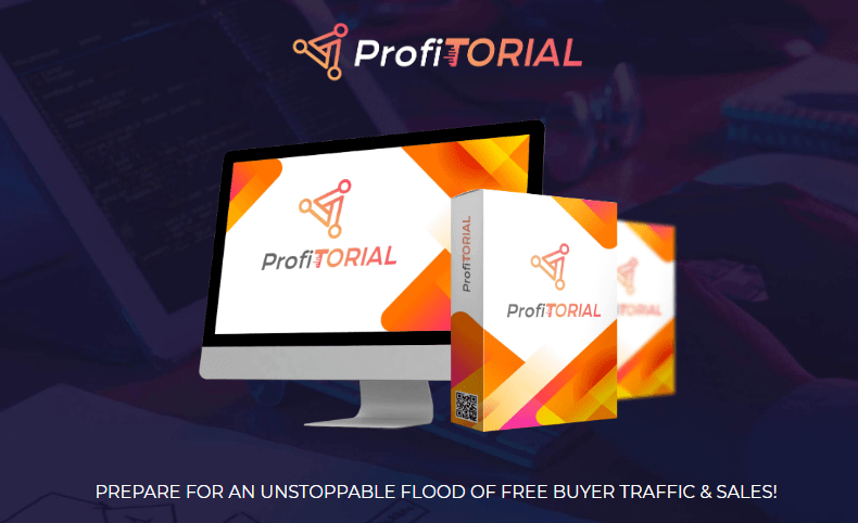 ProfiTORIAL Pro Software & OTO by Jason Fulton