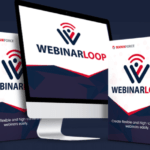 Webinarloop Pro Software & OTO Review by Cyril Gupta – Best Webinar Software to Create Flexible And High-Converting Webinars Easily for live, scheduled or on-demand webinar and comes with beneficial attributes of DFY templates, SMS and Email integration, and API