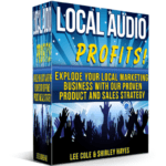 Local Audio Profits System & OTO Review by Lee Cole – New Audigram Training System gives you everything to start selling Audiograms to local businesses with 99 DFY professionally-made audiograms in ten specific niches, plus a generic set of audiograms to use for any business