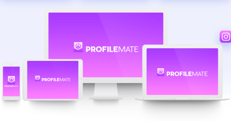 ProfileMate Instagram Leads App & OTO by Luke Maguire