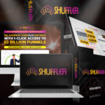 Shuffler Funnel Software & OTO Review by Bryan Winters – New exclusive viral funnel builder with 100% unique ready to rock funnel templates and built-in stealth mechanics proven to literally multiply free leads, free traffic, and free commissions on autopilot