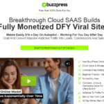 BuzzPress App Software & OTO Review by Ariel Sanders – Best App Software to build Fully Monetized DFY Viral Sites loaded with ready-made Clickbank, JVZoo, WarriorPlus offers and inbuilt eCom and affiliate store to Generate Leads, Commissions And Sales