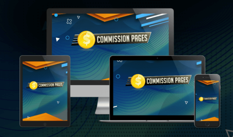 Commission Pages PRO & OTO by Glynn Kosky