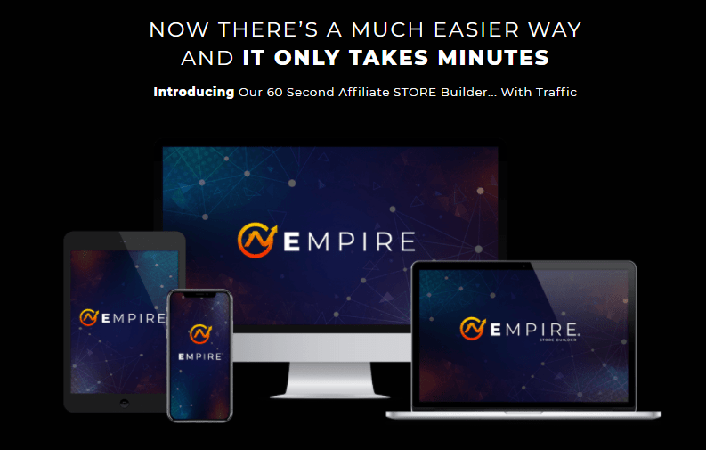 Empire Store Builder OTO & Upsell