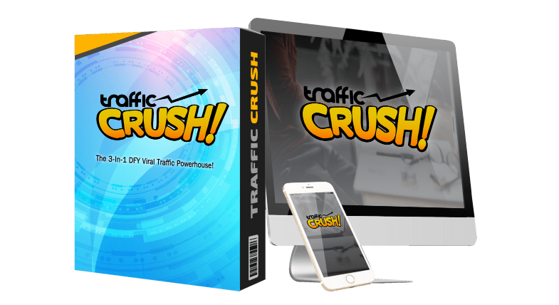 TrafficCrush Software Review + OTO