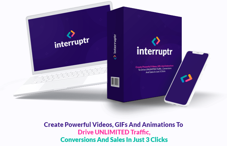 Interruptr PRO Software Review & OTO by Ugo Carson