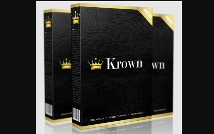 Krown App Review by Billy Darr Krown App OTO Upsell