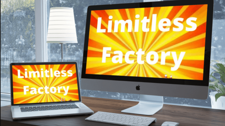 Limitless Factory Review + OTO by Darren Brown