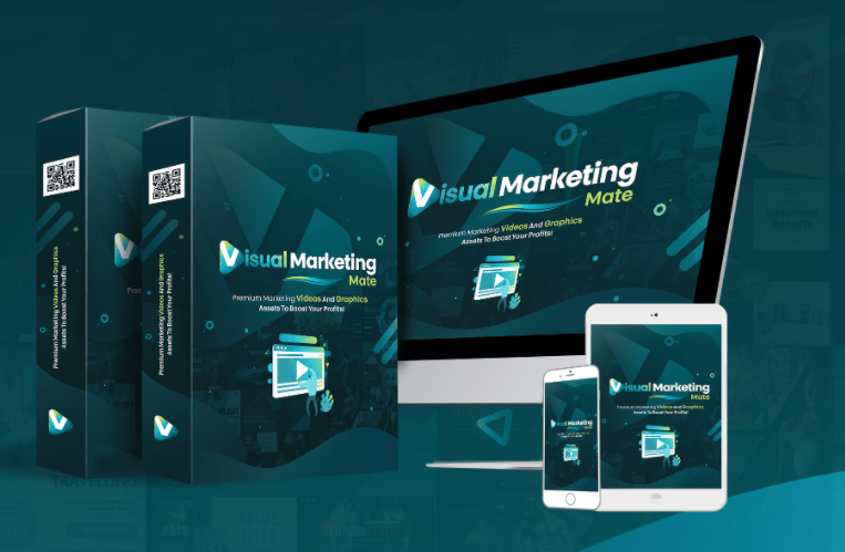Visual Marketing Mate Resell Rights Review + OTO by Firelaunchers