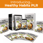 Healthy Habits PLR Review + OTO Upsells by Yu Shaun - Best PLR Package in Healthy Habits Niche as The ultimate guide for those who want to create a better lifestyle so that they can be healthier, wealthier and happier.