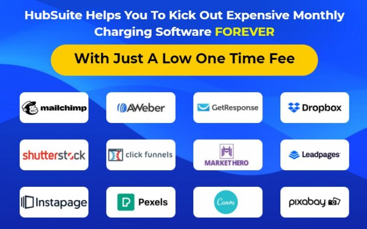 HubSuite App FE, OTO, UPSELL Review and Download Here