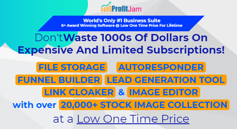 ProfitJam Software Review + OTO UPSELL by Uddhab Pramanik