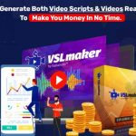 VSLmaker Review and OTO UPSELL by Andrew Darius - World's #1 App Creating Both High Impact Video Scripts And Script-Based Videos And Access To 200+ Smart Template Blocks With Commercial License Included