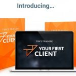 Your First Client Course Review + OTO UPSELL by Timothy Black - Brand New Video Course Revewl How to Make $5000 Or More A Month Simply Finding Distressed Sites And Sending A Simple Email & All In A Few Clicks