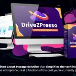 DriveZPresso Review and OTO Upsell by Mosh Bari - The Unlimited Cloud Storage Solution for Unlimited Storage for a super low ONE-TIME investment and Replaces Dropbox & Vimeo - saving you $439+ per year…every year for life