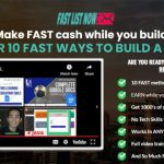 Fast List Now Training Review and OTO Upsell - New Training System Reveal How Dawud and Oscar use ten different methods to add between 30-50 subscribers to their lists each and every day.