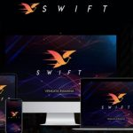 Swift App Review and OTO Upsell by Venkata Ramana - Best Underground App that Auto-Drives Free Buyer Traffic To Any Warrior+ or JVZoo link In 39 Seconds. All you need to do is choose a niche, enter your link, and let Swift work for you