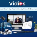 Vidios Software Review and OTO Upsell by Amit Pareek - Best AI powered video hosting, player and marketing platform give everything entrepreneur need to host, play, market & sell your videos in one platform