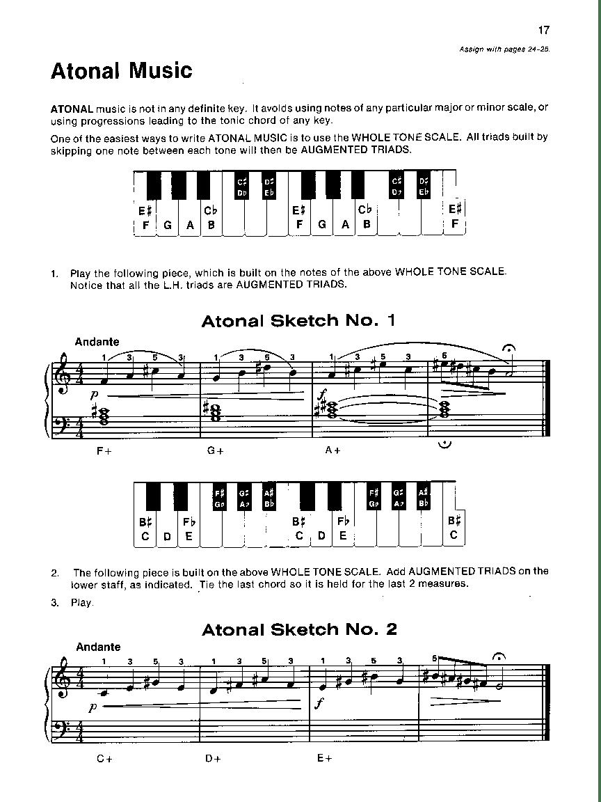 Beethoven Fur Elise Second Sheet