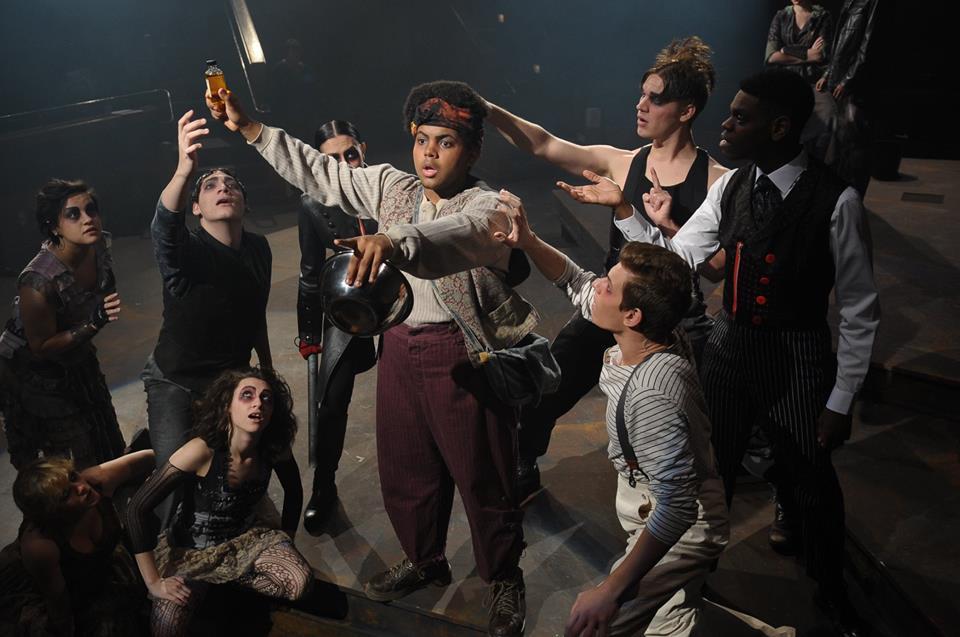 Sweeney Todd Circle Theatre