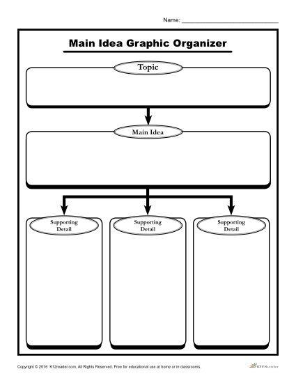 Idea Christmas Organizer Graphic Main