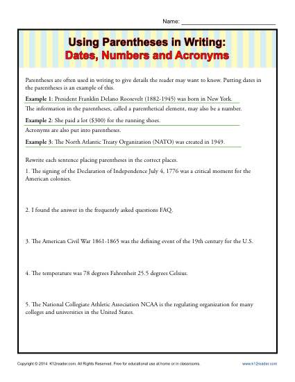 2nd Grade Reading Worksheets Questions