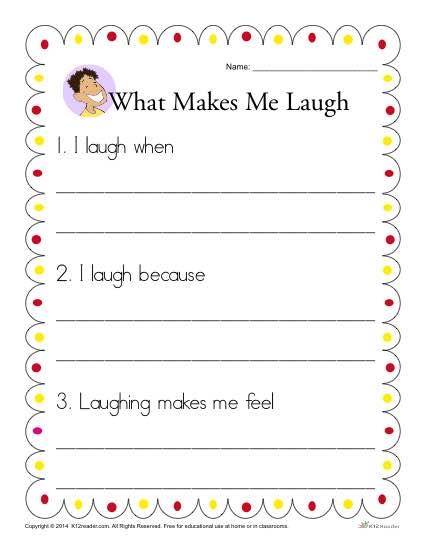 What Makes Me Laugh