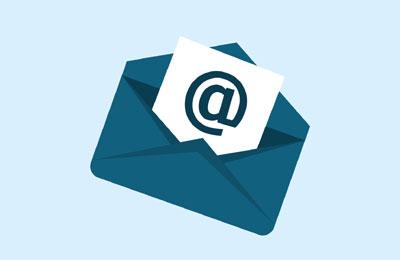 Come inviare email