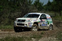 Andrea Lolli e Francesco Facile  Scuderia Malatesta  Suzuki Grand Vitara 1.9 DDIS  303