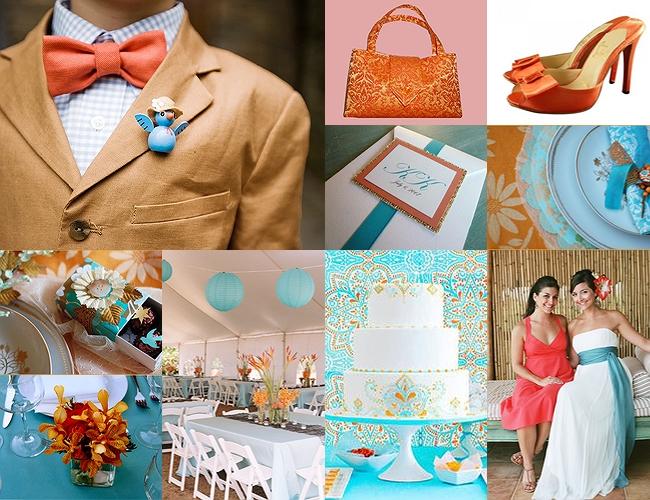 December Wedding Colors