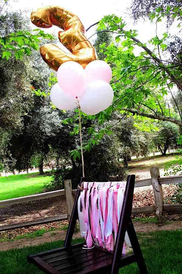 Kara S Party Ideas Pony Themed 3rd Birthday Party Kara S