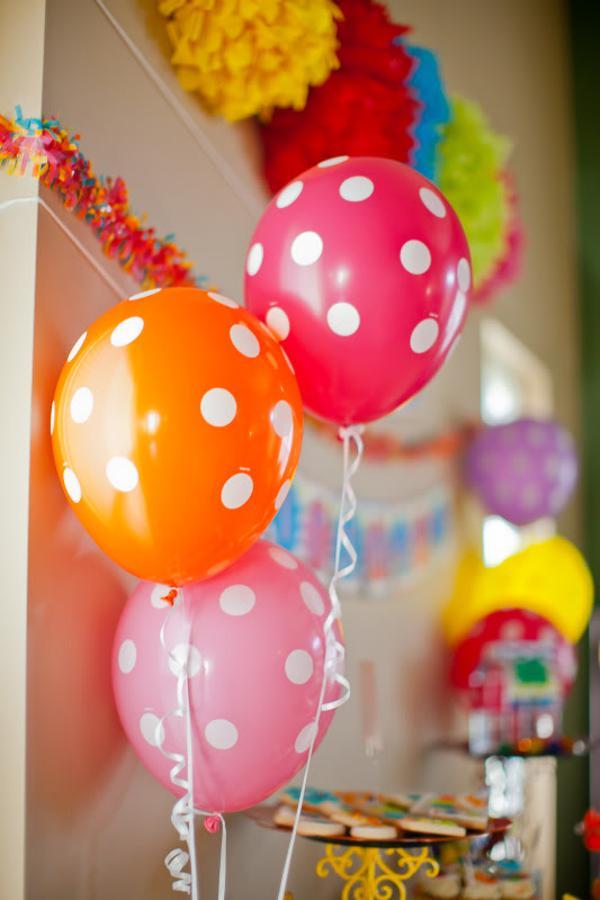 Unique Birthday Party Invitations