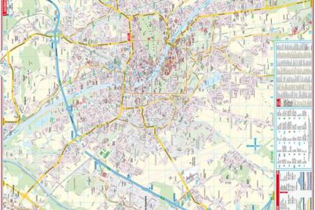 salzburg city map » Full HD MAPS Locations - Another World ...