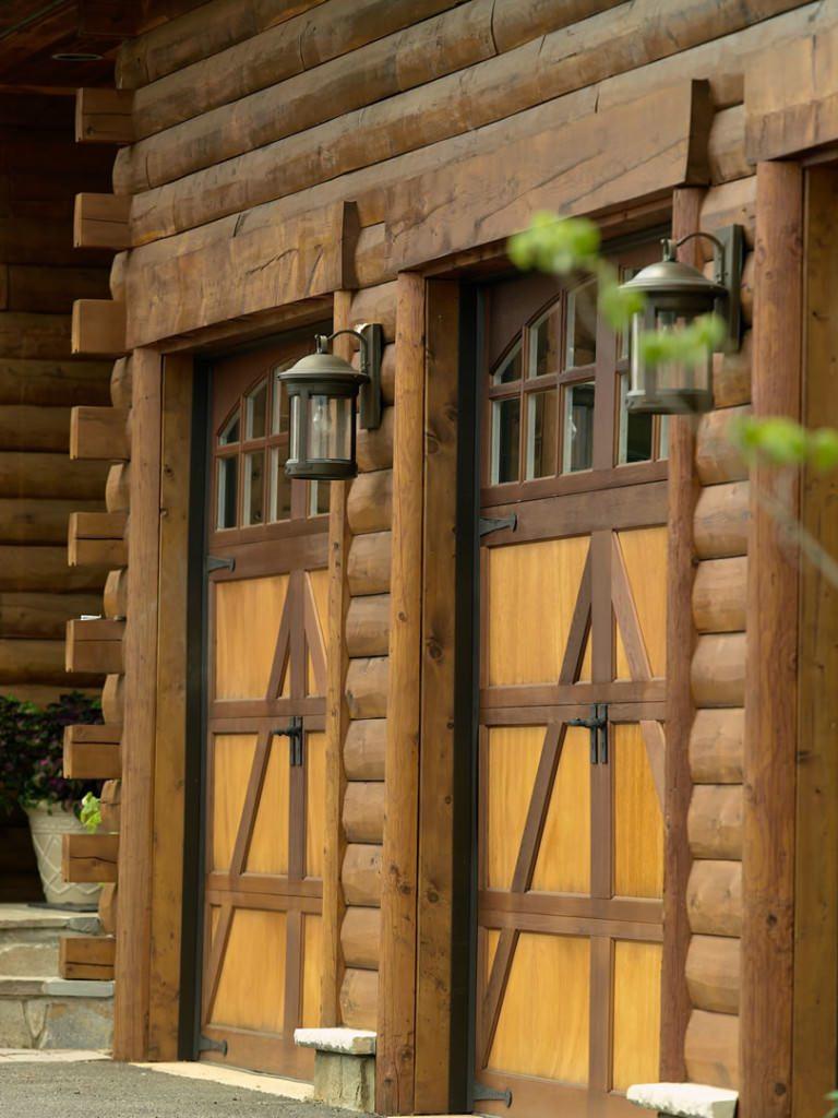 Hennessey 02990 Katahdin Cedar Log Homes