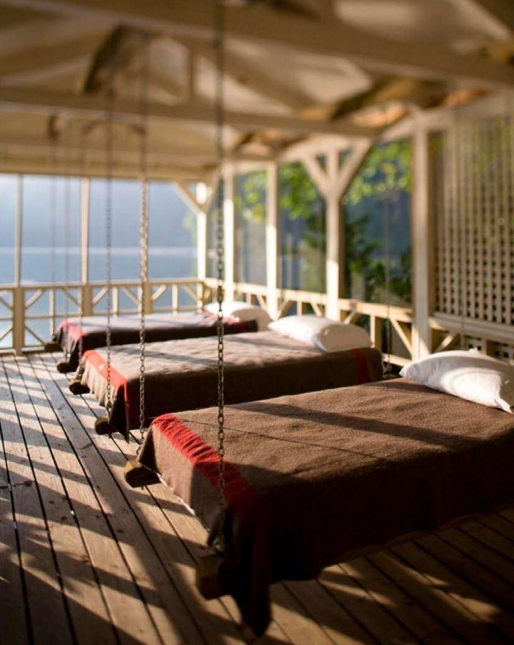 Cabin Plans Porch