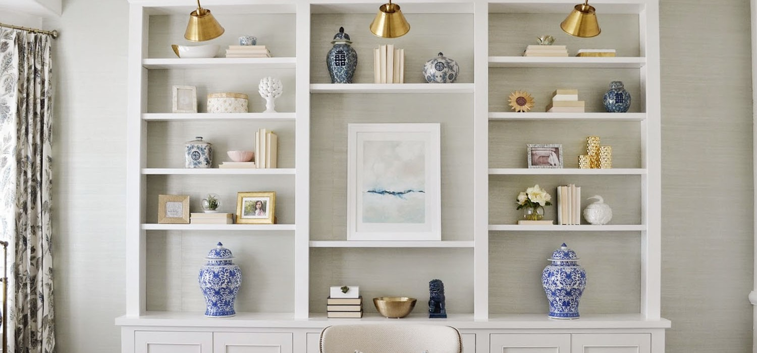 7 Secrets to Styling Your Shelves | Kathy Kuo Blog | Kathy ...