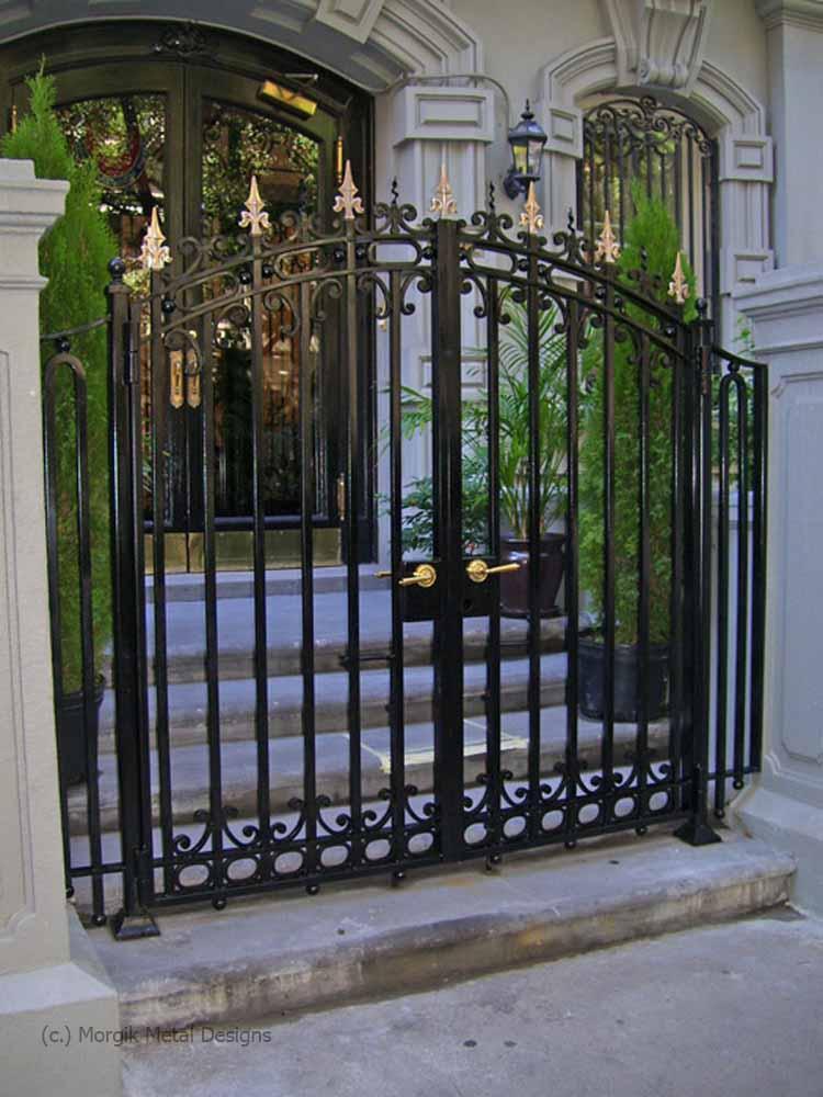 Doors Gates And Courtyard