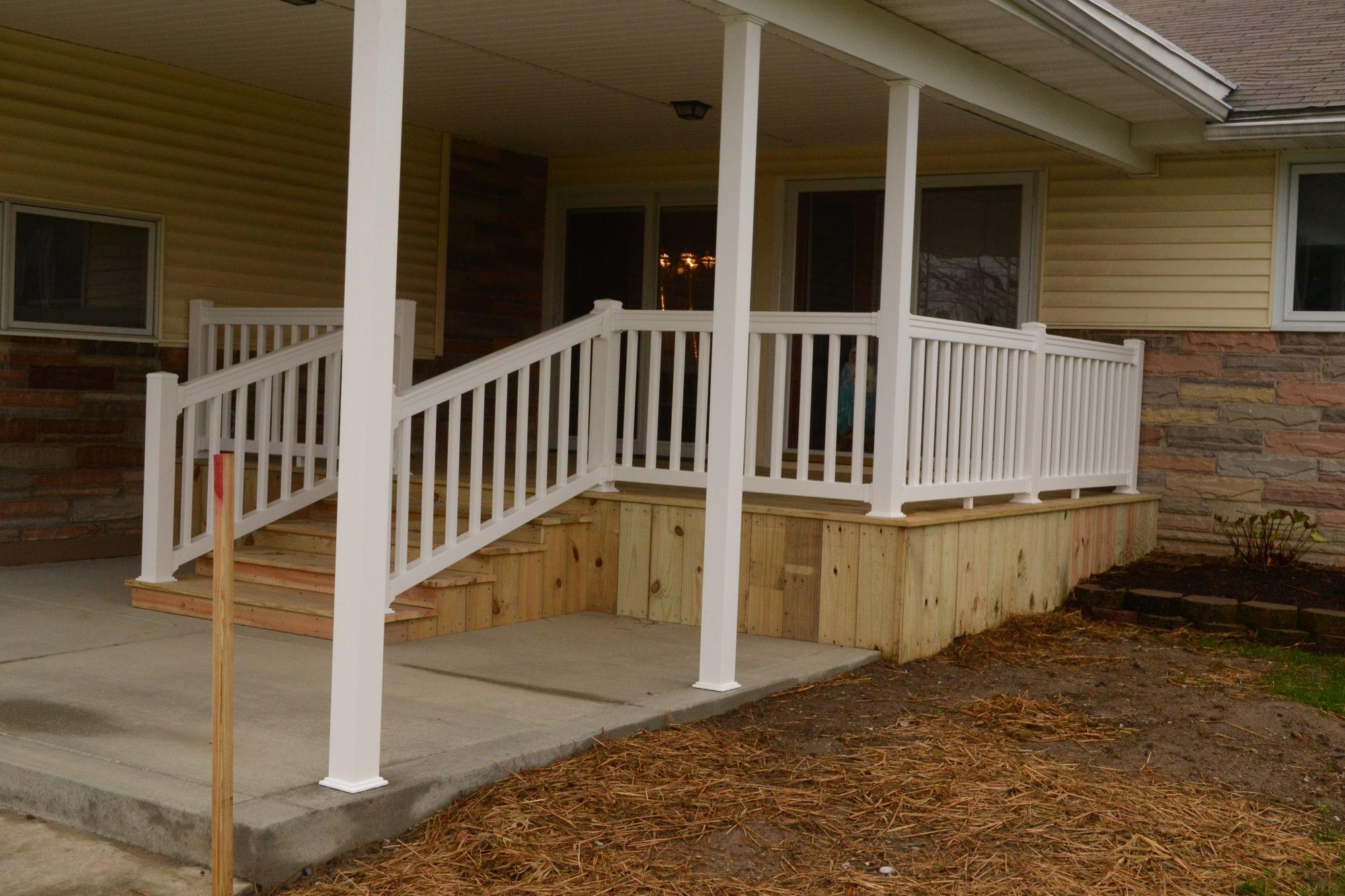 Easy Decks Build