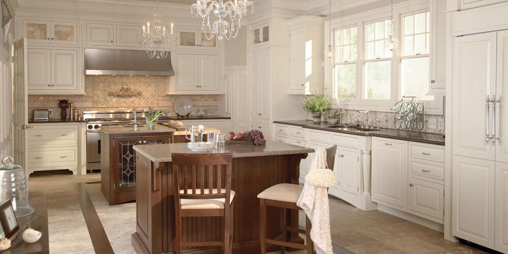 White Kitchens Design Cabinets Remodeling Westchester