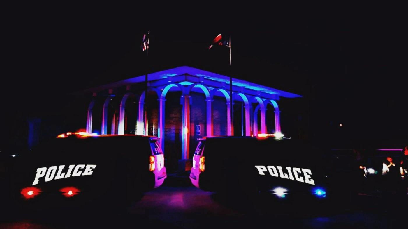 Blue Light Lubbock