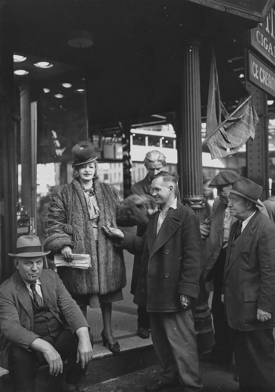 La New York Degli Anni 40 In 38 Bellissime Foto Vintage