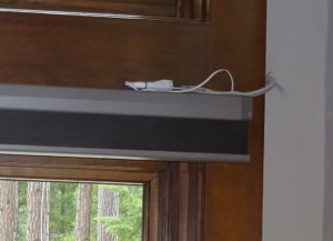 Hardwired Hunter Douglas Powerview Duette Shades Kempler