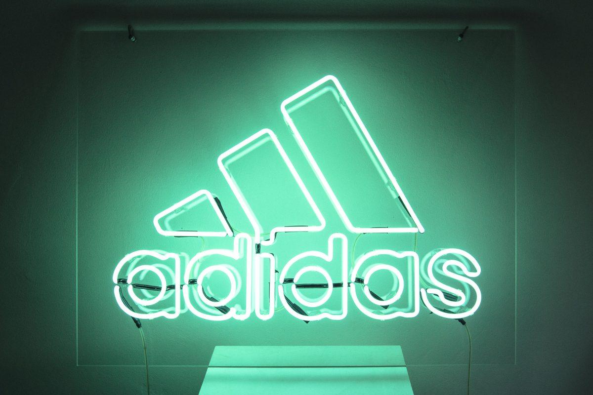 Adidas Kemp London Bespoke Neon Signs Prop Hire