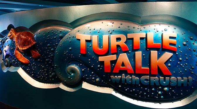 Turtle Talk With Crush Kennythepirate Com