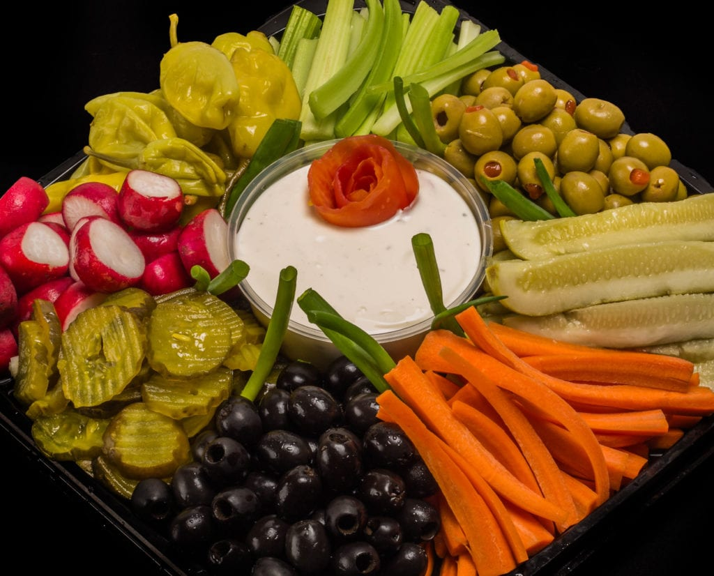Market Fresh Platters Catering
