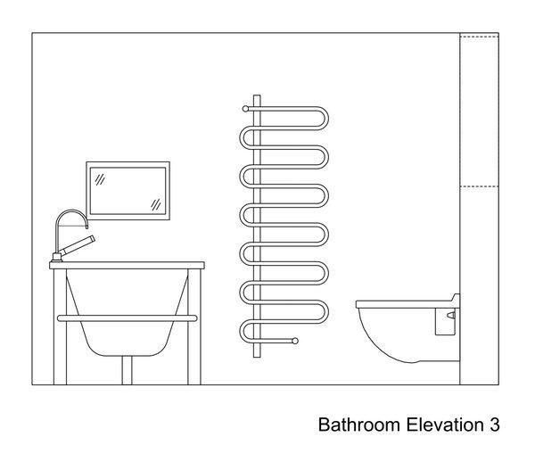 Draw Bathroom Layout Online