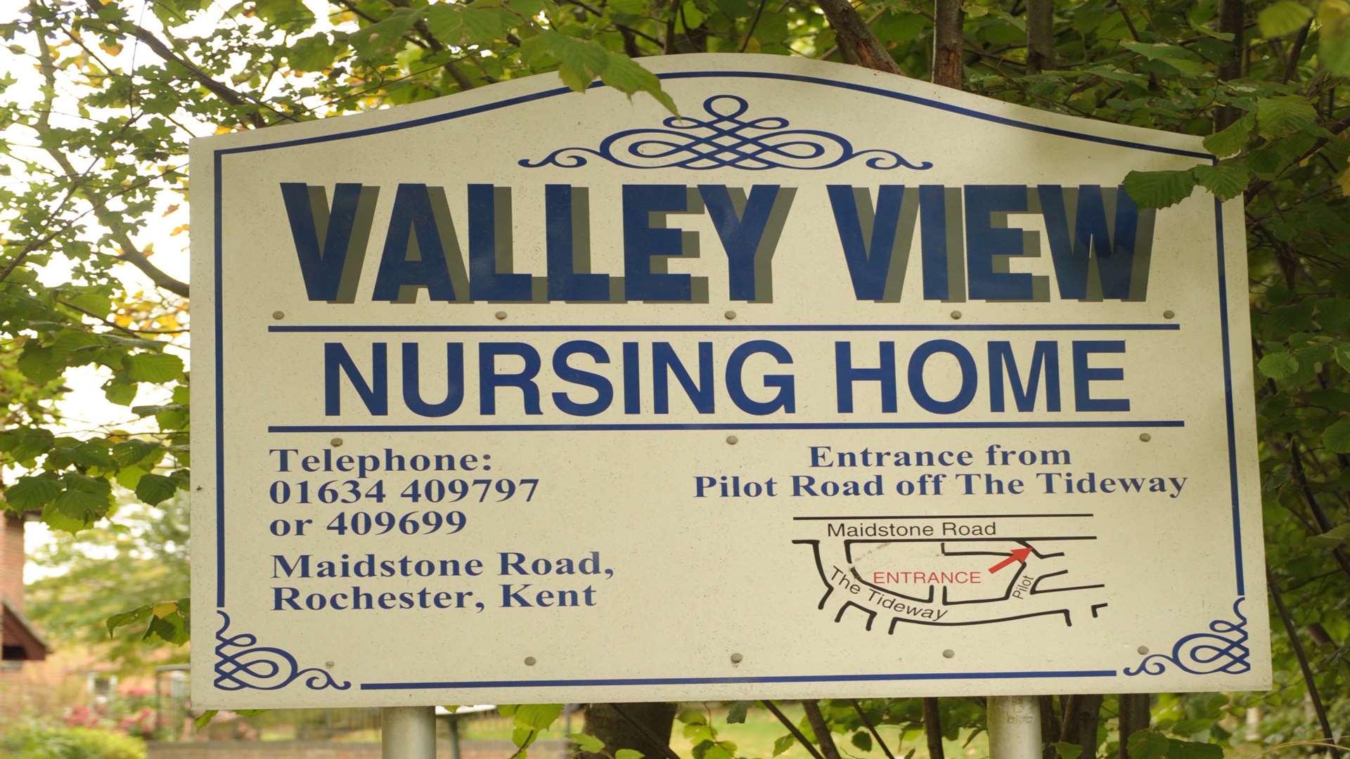 Valley View Nursing Home