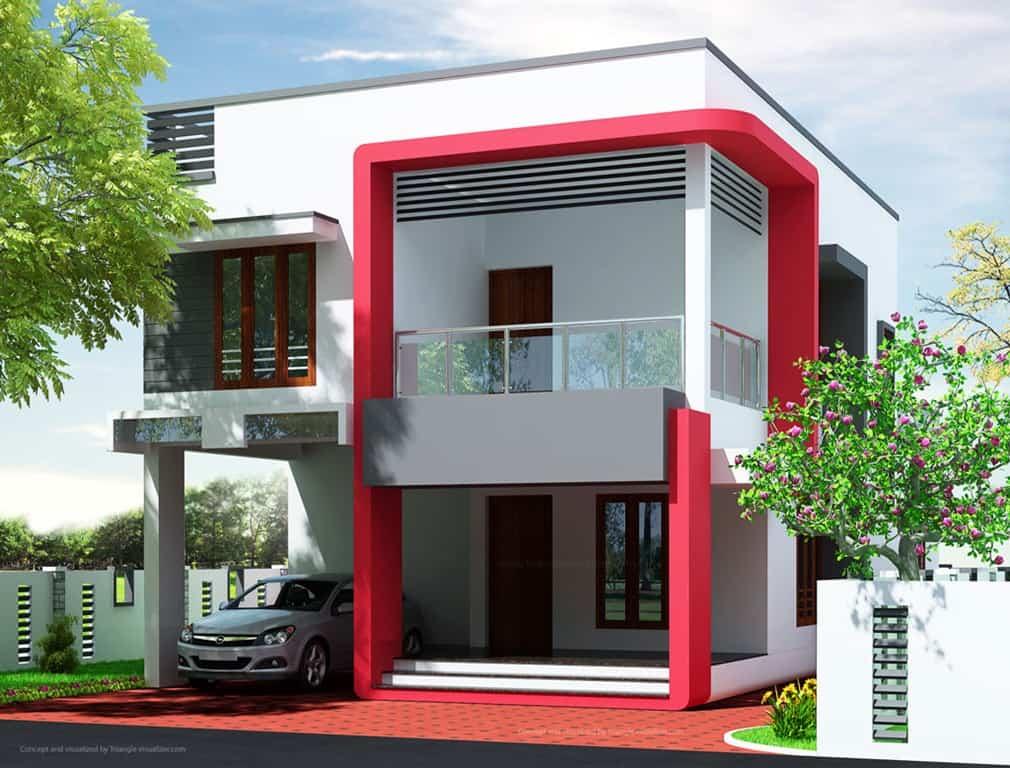 Low Cost Kerala Home Design At 2000 Sq Ft